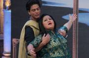 Get ready for SRK-Bharti's 'steamy' kisses on Comedy Nights Bachao