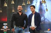 Shah Rukh and Salman to reprise their Karan-Arjun act for Bigg Boss 9?