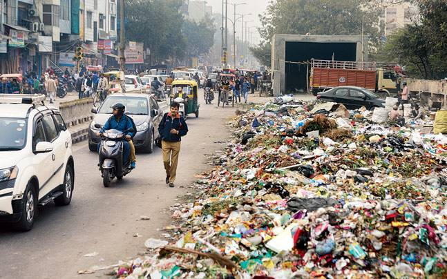 Delhi's sanitation woes