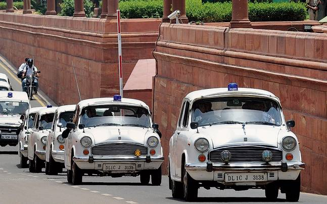 An RTI reply has revealed that cars allotted to some Haryana ministers are running close to 28,000 kilometres a month.