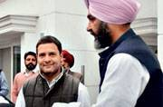 Manpreet Badal joins the Congress ahead of 2017 Punjab polls