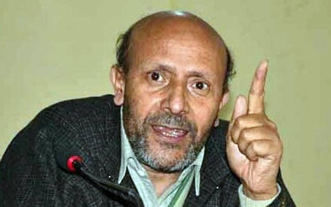 Jammu and Kashmir MLA Sheikh Abdul Rashid