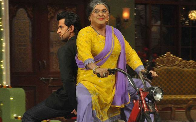 Why Ali Asgar won't play Daadi in Kapil Sharma's new show Picture courtesy: Colors