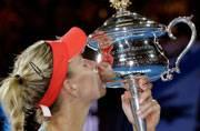 Angelique Kerber stuns Serena Williams to win Australian Open title