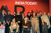 India Today Art Awards 2016 honours doyens of art world