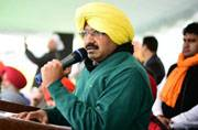 Oust Badals, they have ruined Punjab, says Arvind Kejriwal
