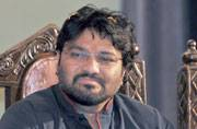 BJP MP Babul Supriyo stopped from meeting rape victim's family in Bengal