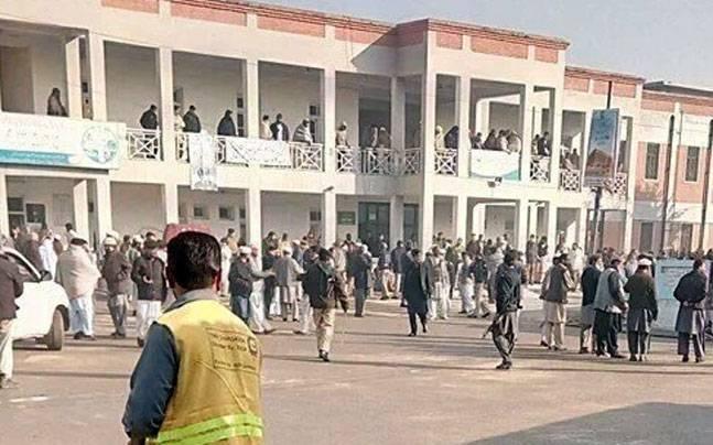 Gunmen attack Bacha Khan University in Pakistan