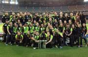 Usman Khawaja leads Sydney Thunder to maiden Big Bash League title