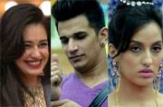 Double trouble for Prince Narula; 'love interests' Nora and Yuvika to enter Bigg Boss house