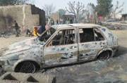 At least 65 people killed in attack by Boko Haram in Nigeria