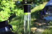 Fontus: Self-filling bottle that can turn air into drinking water
