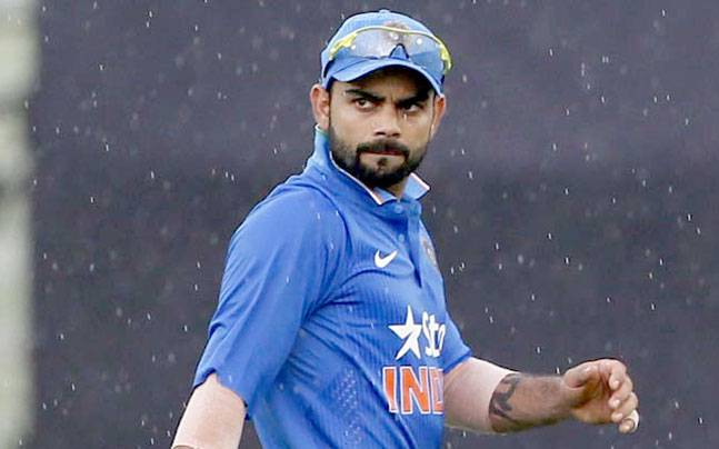 Virat Kohli Should Take Over As India Odi And T20 Captain