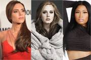 Why are Victoria Beckham and Nicki Minaj all over Adele suddenly?