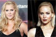 Jennifer Lawrence and Amy Schumer's film: The first draft is ready