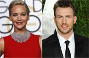 Revealed: Jennifer Lawrence and Chris Evans are not dating
