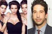 Here's why David Schwimmer did not want to speak to Kardashian girls