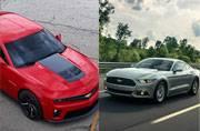 Mustang GT vs Camaro: The ultimate muscle car battle
