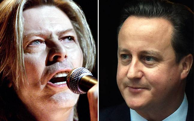 98c671bdac9 The radio presenter accidentally read out that David Cameron was dead.  Picture courtesy: Reuters