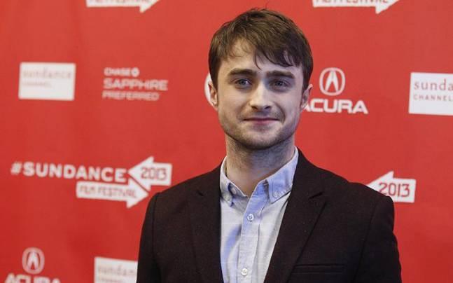 Daniel Radcliffe. Photo: Reuters