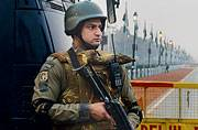 Delhi turns into a fortress ahead of Republic day celebrations