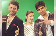 Alia Bhatt and Sidharth Malhotra welcome Kapoor And Sons co-star Fawad Khan to Instagram