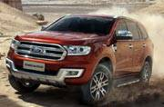 Ford India to launch new Endeavour on January 20