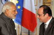 Pacts signed between India and France on Hollande's 3-day visit: All about the pacts