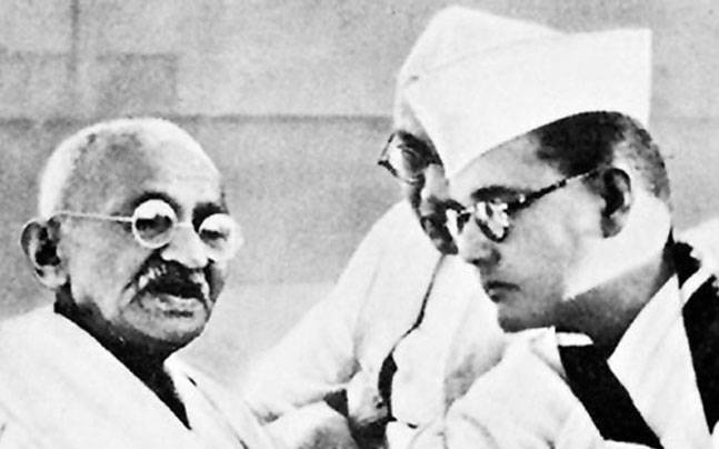GD Bakshi's book has conversations of ex-British prime minister Clement Atlee (below) which say the impact of Netaji was profound and Gandhi's non-violence was dismissed as minimal.