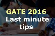 Appearing for GATE 2016? Check out the last minute tips & tricks here