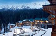 Gulmarg's first luxury resort represents the best of Kashmir's beauty