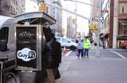 New York City has a masturbation booth now. Really!