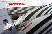 Honda says not considering new lending to Takata