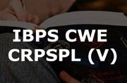 IBPS CWE CRPSPL (V) 2016: Apply before January 31
