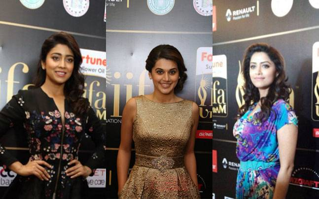 Celebrities glam-up IFFA Utsavam