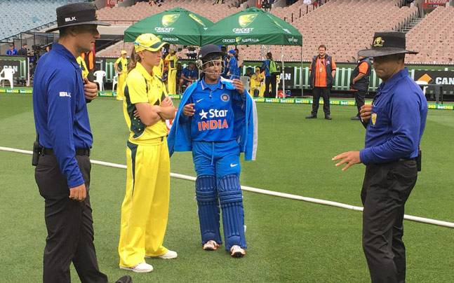 Indian Women S Cricket Team Script Historic Series Win In Australia