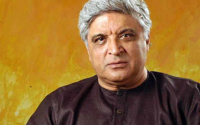 Bollywood lyricist and screenwriter Javed Akhtar.