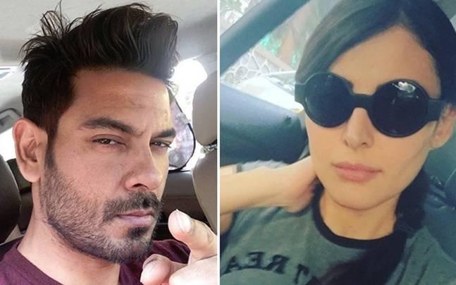Keith Sequeira says Mandana didn't want to reveal her real side on the show