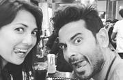 See pics: Bigg Boss 9 contestants Keith and Rochelle are chilling out in Goa