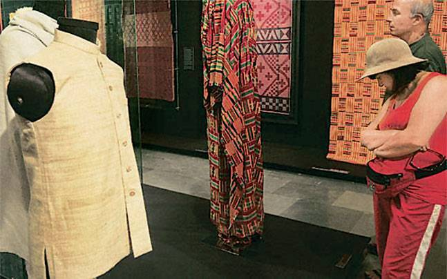 The aim is to make khadi world's most eco-friendly fabric
