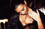 Kim K's breastfeeding woes are no different from any other second-time mom