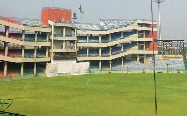 Ferozshah Kotla stadium, New Delhi