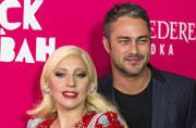 Woah! Lady Gaga and Taylor Kinney pose nude for a magazine