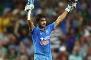How MS Dhoni helped Manish Pandey script history
