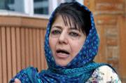 Daughter Mehbooba Mufti to succeed Mufti Mohammad Sayeed as J-K CM