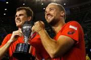 Murray, Soares clinch Australian Open men's doubles title