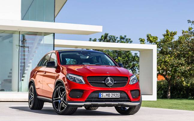 Mercedes Benz Launches Gle450 Amg Coupe Priced At Rs 86 4 Lakh