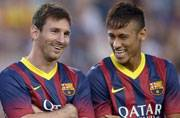 Messi, Neymar, Ronaldo in UEFA's team of the year
