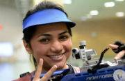 Shooter Apurvi Chandela breaks world record in women's 10 metre air rifle: Read to know more