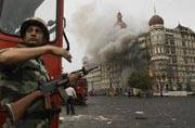 2008 Mumbai attacks. Photo: AP
